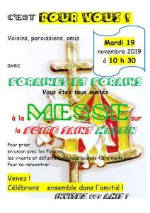 Messe saint Martin1